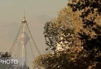 وزش باد غلطت ذرات معلق تهران را بالا می برد