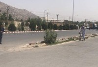 وقوع انفجار و حمله مسلحانه در پایتخت افغانستان