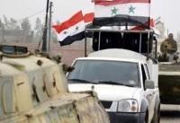 عملیات سنگین ارتش سوریه در ریف ادلب و حماه/مواضع تروریستها منهدم شد