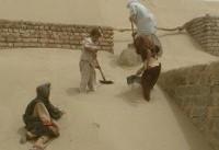 زندگی مدفون شده + فیلم + تصاویر