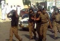 تبادل آتش یک حامی داعش با نیروهای امنیتی عربستان، یک مرد را به کشتن داد
