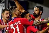اتلتیکو مادرید قهرمان سوپرجام اروپا شد