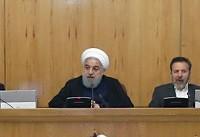 روحانی: درس یمن به متجاوزان؛ راه حل، مصالحه، مذاکره و توافق است نه جنگ و تجاوز / دشمن قادر نیست ...