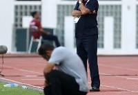 کرانچار: همین که شکست نخوردیم اتفاق خوبی است/ از موقعیتهای خود استفاده نکردیم
