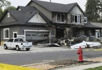 AP NewsBreak: Pilot who crashed his own home had hangar code