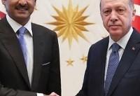 پیشنهاد کمک ۱۵ میلیارد دلاری قطر به ترکیه