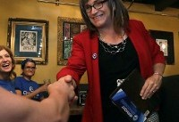 Vermont primary: Christine Hallquist becomes first transgender candidate to win governor ...