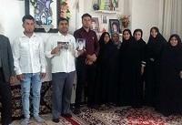 قدردانی خانواده سرباز آزاد شده از مسئولان