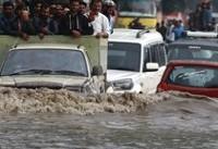 جاری شدن سیل در هند، ۱۲۰ کشته و آواره برجای گذاشت