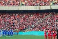 مخالفت با طرح جدید برای دربی ۸۸/ سکوهای ورزشگاه آزادی نصف میشود