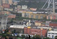 Why did the Genoa bridge collapse - and how thousands of other structures in Italy are at risk