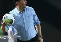 سرجیو بنتو: نیمه دوم به بهترین شکل ممکن به پایان رسید/ خوششانس نبودیم که گل سوم را نزدیم