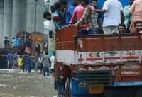 ۳۲۴ کشته در سیلاب هند
