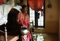 ۱۶۴ کشته بر اثر بارش باران در هند