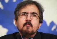 سخنگوی وزارت امور خارجه درگذشت «عزتالله انتظامی» را تسلیت گفت