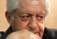 پیام تسلیت وزیر بهداشت به مناسبت درگذشت عزتالله انتظامی