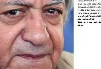 سید حسن خمینی: درگذشت استاد انتظامى ضایعه اى است براى هنر و فرهنگ