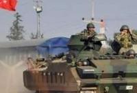 ارسال تجهیزات سنگین نظامی به ادلب توسط ارتش ترکیه