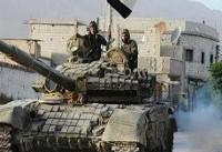 پیشروی ارتش سوریه در امتداد محور مرزی حماه-ادلب