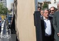 شهردار تهران: سه پروژه شهری تا پایان شهریور افتتاح میشود