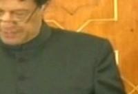 عمران خان سوگند یاد کرد