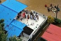 بیش از ۱۶۰ کشته در شدیدترین سیلاب هند