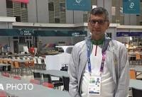الهامی: تیم های همگروه ما توریست هستند