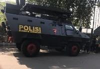 تدابیر شدید امنیتی در جاکارتا و آخرین اقدامات قبل از افتتاحیه
