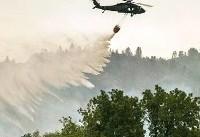 سقوط بالگرد آتشنشانی در استرالیا و مرگ خلبان