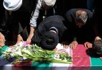 پیشکسوت فوتبال آبادان تشییع و به خاک سپرده شد