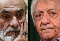 پیام تسلیت محسن هاشمی برای درگذشت استاد انتظامی و دری، دو چهره ماندگار سینما