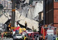 Atlantia to hold board meetings after Genoa bridge disaster: source