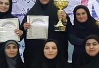 تیم تهران قهرمان مسابقات قهرمانی کشور تکواندوی بانوان ناشنوا شد