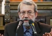 لاریجانی: موافقتنامه مربوط به دریای خزر باید در مجلس مطرح شود/موضوع تحدید مرزها مطرح نیست