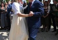 پوتین در مراسم ازدواج وزیر امور خارجه اتریش شرکت میکند