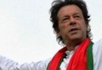 پذیرایی عجیب از مهمانان مراسم سوگند نخست وزیر پاکستان!