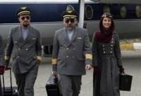 عکس جواد عزتی با تیپ متفاوت در لباس یک شغل هیجانانگیز منتشر شد