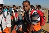 تعداد شهدای حملات رژیم صهیونیستی در راهپیماییهای بازگشت به ۱۷۰ نفر رسید