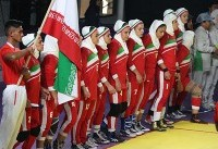 شکست دختران کبدی ایران مقابل چین تایپه