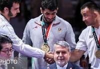 اظهار امیدواری معاون وزیر ورزش به تداوم موفقیت نمایندگان ایران در جاکارتا