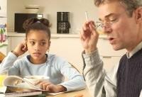 دود سیگار کودکان را در معرض بیماری مزمن ریوی قرار میدهد