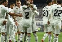 شروع خوب رئال مادرید در لالیگا