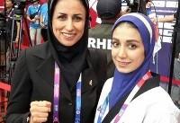 نخستین بانوی مدال آور ایران در جاکارتا: مدالم را به شهید گیتینما تقدیم میکنم
