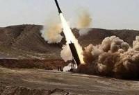 پایگاه نظامی عربستان در نجران هدف موشک بالستیک نیروهای یمنی قرار گرفت