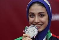 مرجان سلحشوری | نخستین بانوی مدال آور ایران در جاکارتا