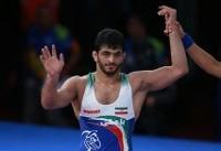 حسن یزدانی و علیرضا کریمی، نخستین طلایی های کاروان ایران در بازیهای آسیایی