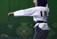 مرجان سلحشوری دومین نقرهای ایران در بازیهای آسیایی