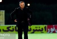 جلالی: نتیجه بازی ضعف تیم ما و ضعف من است/ در تله حریف گرفتار شدیم