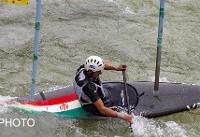 صعود دو قایقران اسلالوم ایران به نیمهنهایی بازیهای آسیایی