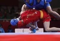 سبحانی نخستین سانداکار حذف شده ایران از بازیهای آسیایی